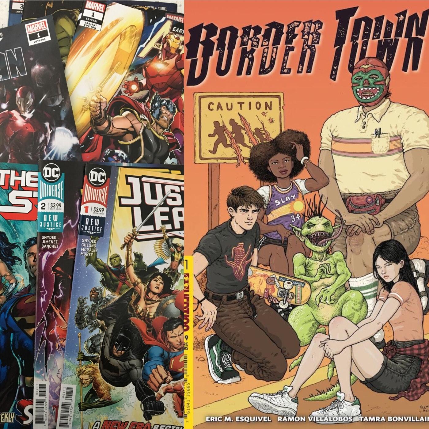 Border Town Vertigo