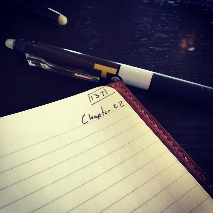 Handwritten Novel