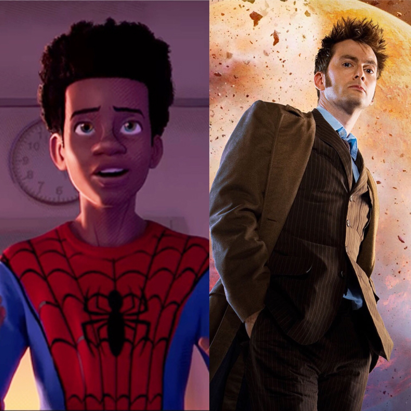 Spider-Verse Doctor Who