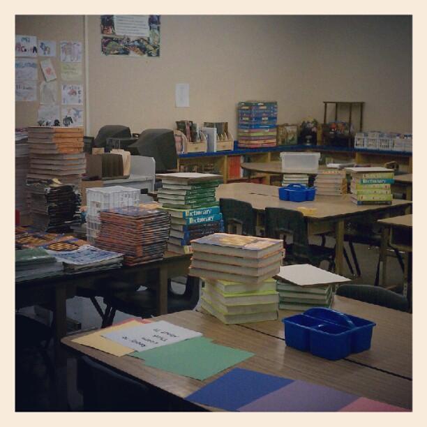 Mister Acosta's Classroom
