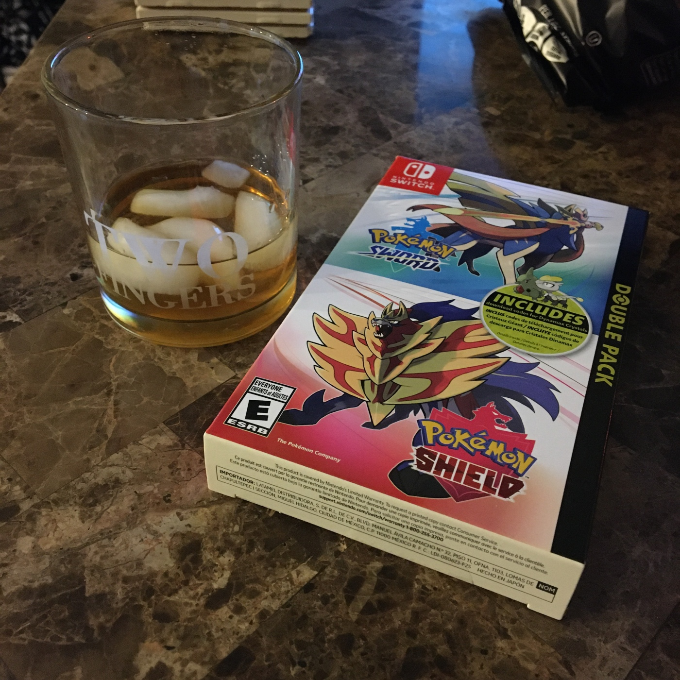 Whiskey And Pokemon