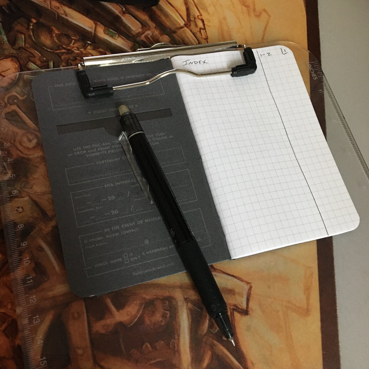 Field Notes Clipboard