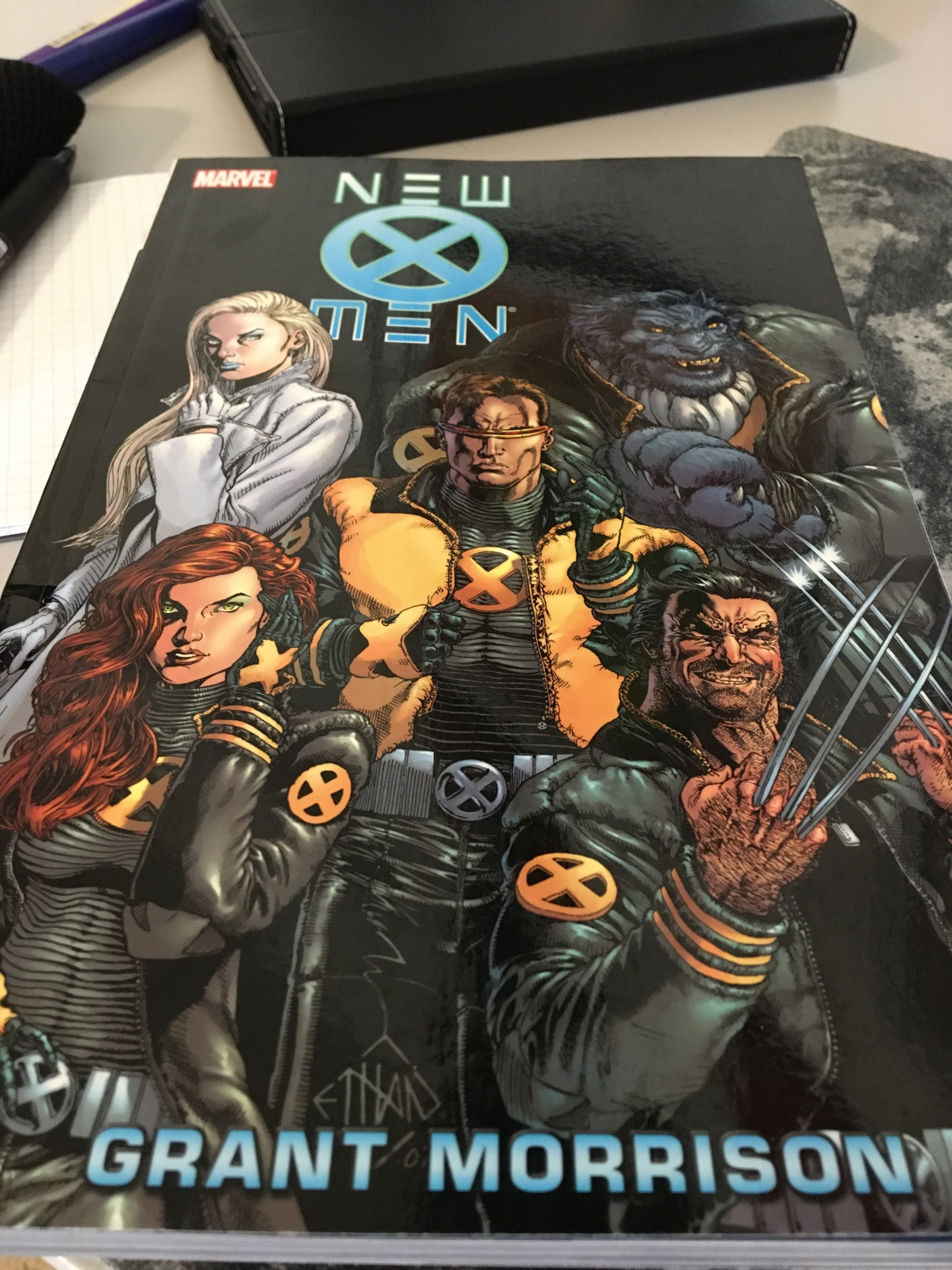 New X-Men Ultimate Collection Vol. 2
