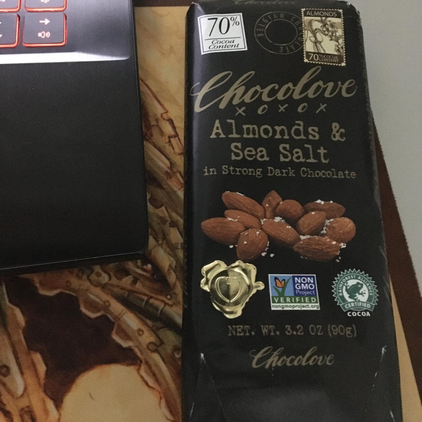 Chocolate Bar Reward