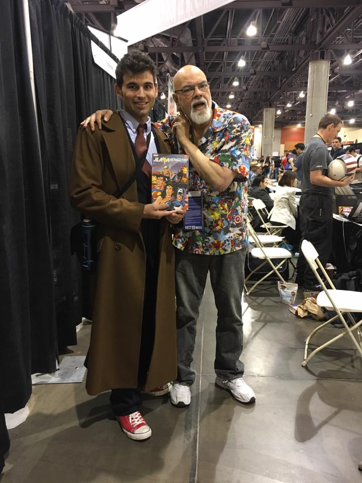 George Pérez and The Doctor
