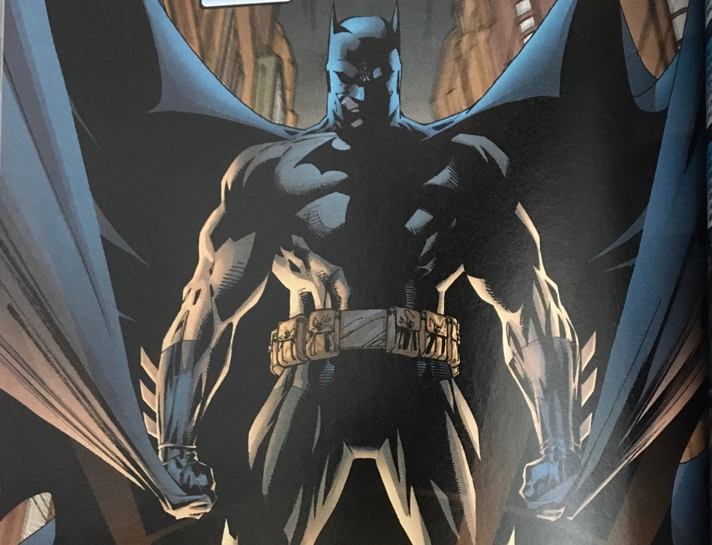 Jim Lee Batman Featured Image