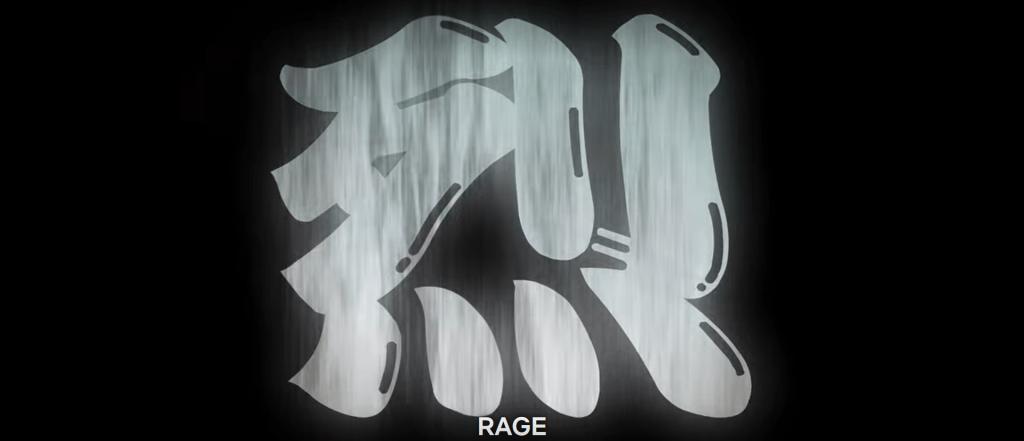 RAGE Aggretsuko