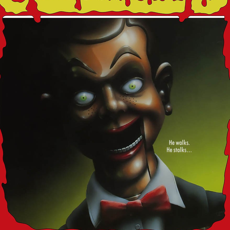 Tim Jacobus Night of the Living Dummy cover